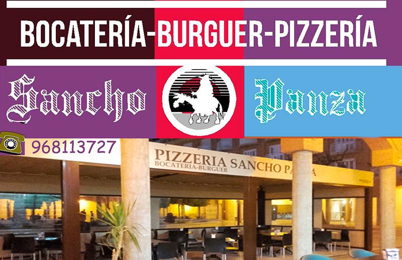 Alcantarilla – Pizzería Sancho Panza